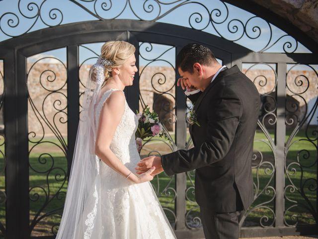 La boda de Eduardo y Elizabeth en León, Guanajuato 14