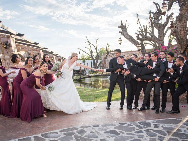 La boda de Eduardo y Elizabeth en León, Guanajuato 18