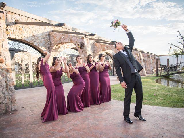 La boda de Eduardo y Elizabeth en León, Guanajuato 21