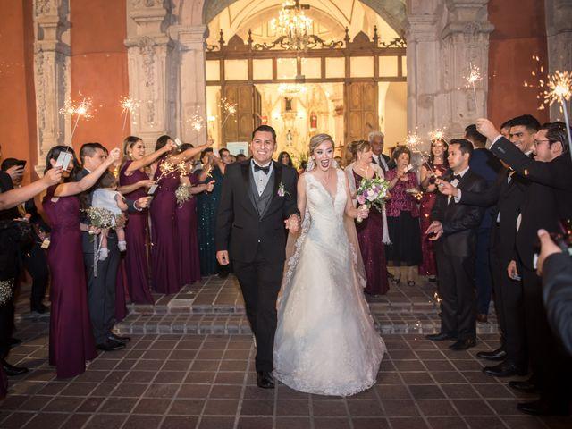 La boda de Eduardo y Elizabeth en León, Guanajuato 25