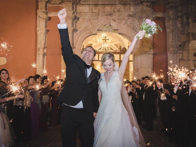 La boda de Eduardo y Elizabeth en León, Guanajuato 27