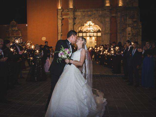 La boda de Eduardo y Elizabeth en León, Guanajuato 2