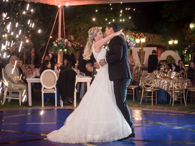 La boda de Eduardo y Elizabeth en León, Guanajuato 29