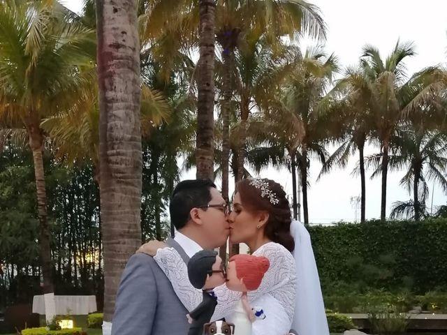 La boda de Brisa y israel