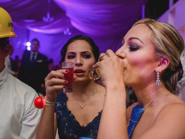 La boda de Óscar y Alejandra en Zapopan, Jalisco 3