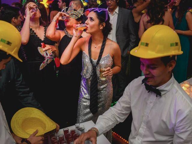 La boda de Óscar y Alejandra en Zapopan, Jalisco 6