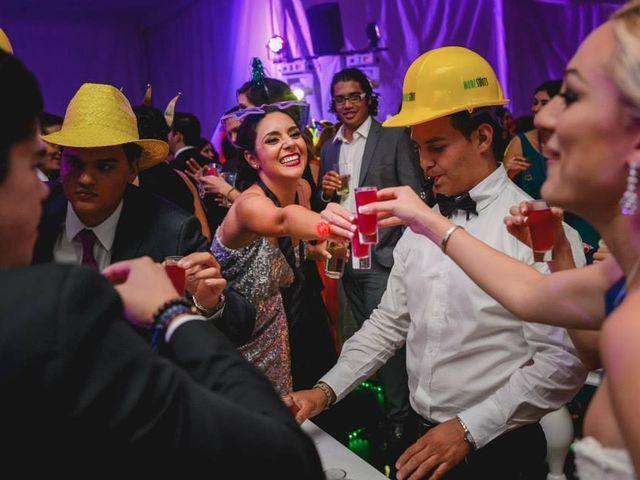 La boda de Óscar y Alejandra en Zapopan, Jalisco 7