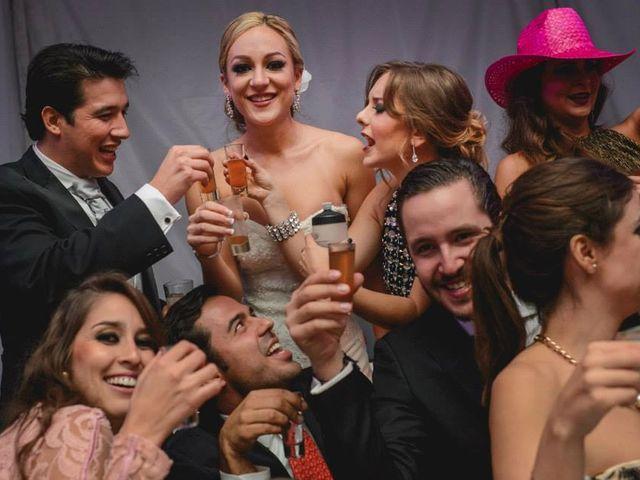 La boda de Óscar y Alejandra en Zapopan, Jalisco 12