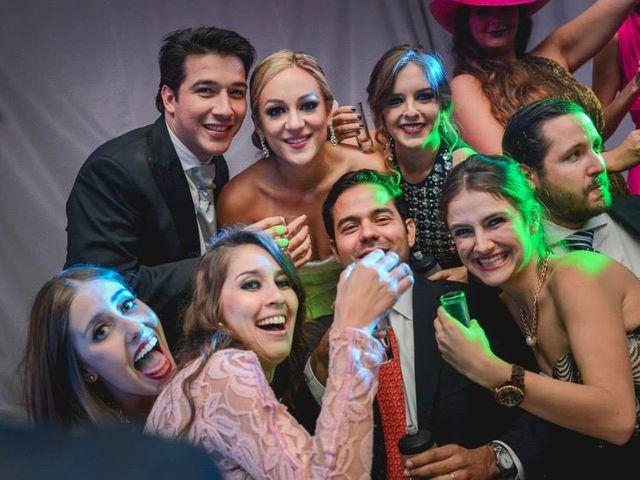 La boda de Óscar y Alejandra en Zapopan, Jalisco 15