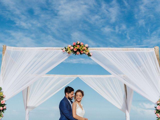 La boda de Daniela y Luis