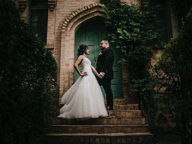 La boda de Gaby y Jair