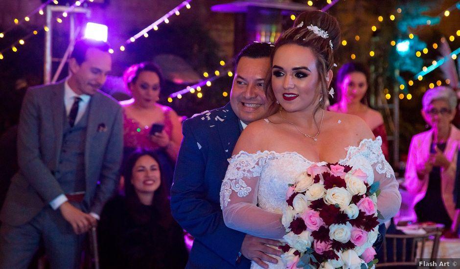 La boda de Jorge y Génesis en San Cristóbal de las Casas, Chiapas