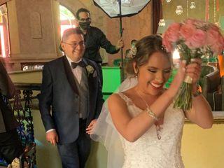 La boda de Karla y Eduardo 1