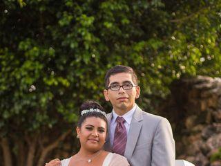 La boda de Lilia y Rafael 1