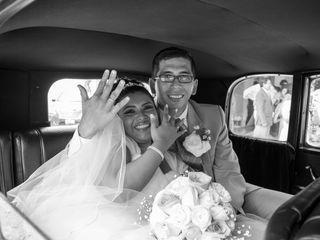 La boda de Lilia y Rafael