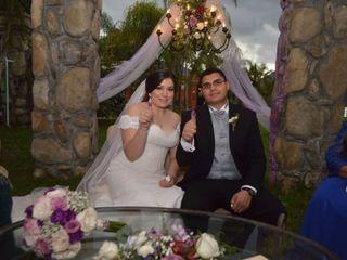 La boda de Lesli Pineda y Miguel Monreal