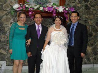 La boda de Anel y Jaime 2