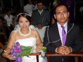 La boda de Anel y Jaime