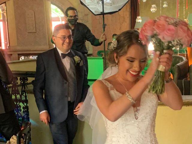 La boda de Eduardo y Karla en San Luis Potosí, San Luis Potosí 2