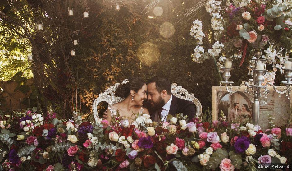 La boda de Carlos y Mariana en Chiapa de Corzo, Chiapas
