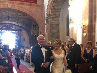 La boda de Claudia y Carlos 1