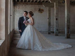 La boda de Alexandra y Salvador 1