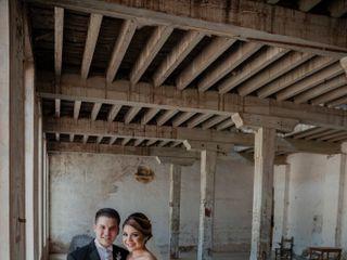 La boda de Alexandra y Salvador 2