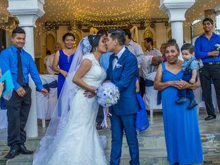 La boda de Mirna y Germán 1