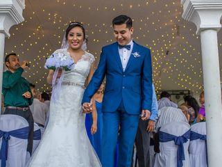 La boda de Mirna y Germán