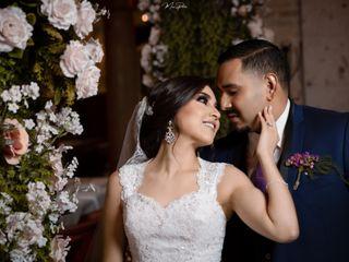La boda de Arianna y Mauro