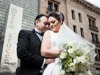 La boda de Maura y Roberto