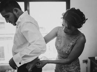 La boda de Esther y Elias 1
