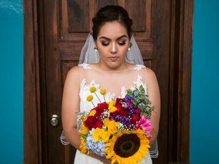 La boda de Eliza y Michael 1