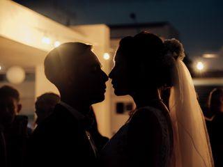 La boda de Gisela y Dorian