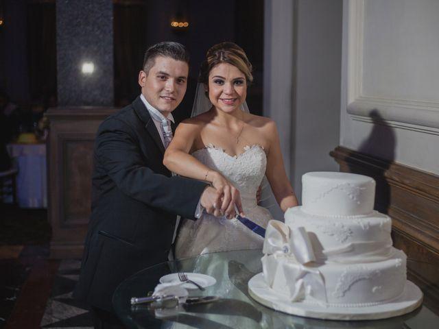 La boda de Alexandra y Salvador
