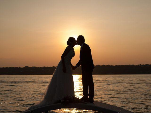 La boda de Itzel y Luis
