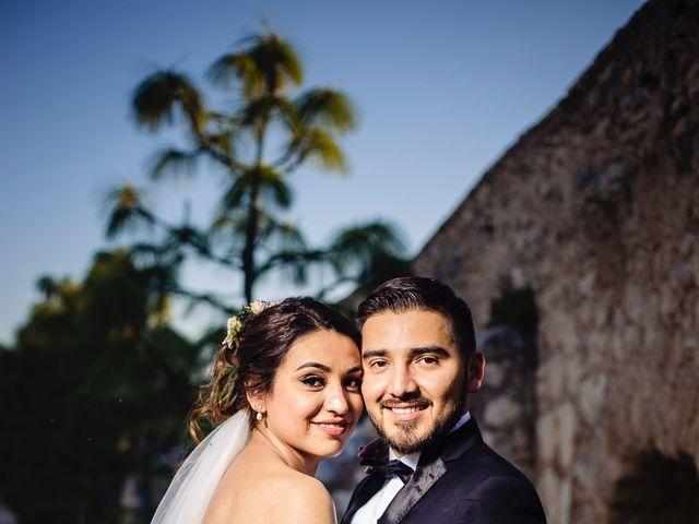 La boda de Esther y Elias