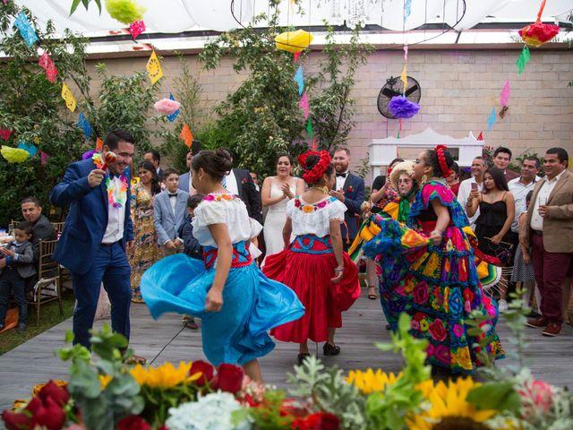 La boda de Michael y Eliza en San Cristóbal de las Casas, Chiapas 2