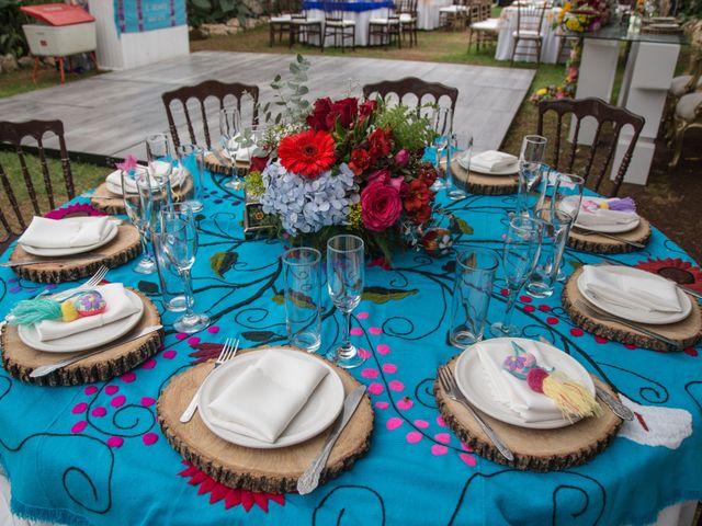 La boda de Michael y Eliza en San Cristóbal de las Casas, Chiapas 9