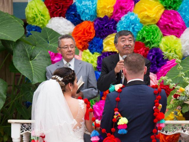 La boda de Michael y Eliza en San Cristóbal de las Casas, Chiapas 13