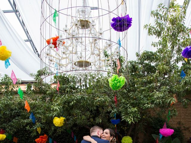 La boda de Michael y Eliza en San Cristóbal de las Casas, Chiapas 15
