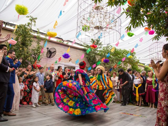 La boda de Michael y Eliza en San Cristóbal de las Casas, Chiapas 16