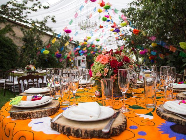 La boda de Michael y Eliza en San Cristóbal de las Casas, Chiapas 17