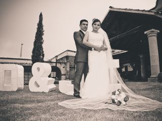 La boda de Daniela y Juan Carlos 1