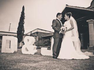 La boda de Daniela y Juan Carlos 2