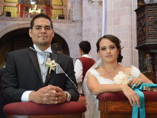 La boda de Patsy y Oscar