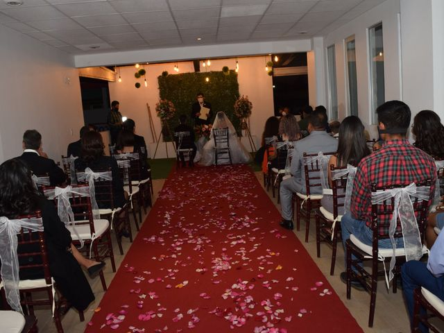La boda de Anuar y Denis en Ixtapaluca, Estado México 2