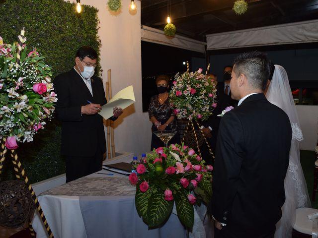 La boda de Anuar y Denis en Ixtapaluca, Estado México 13