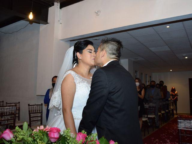 La boda de Anuar y Denis en Ixtapaluca, Estado México 14