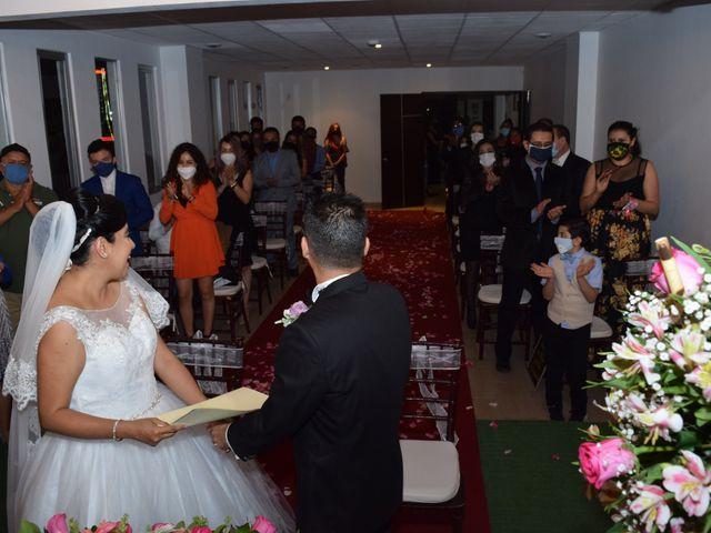 La boda de Anuar y Denis en Ixtapaluca, Estado México 15